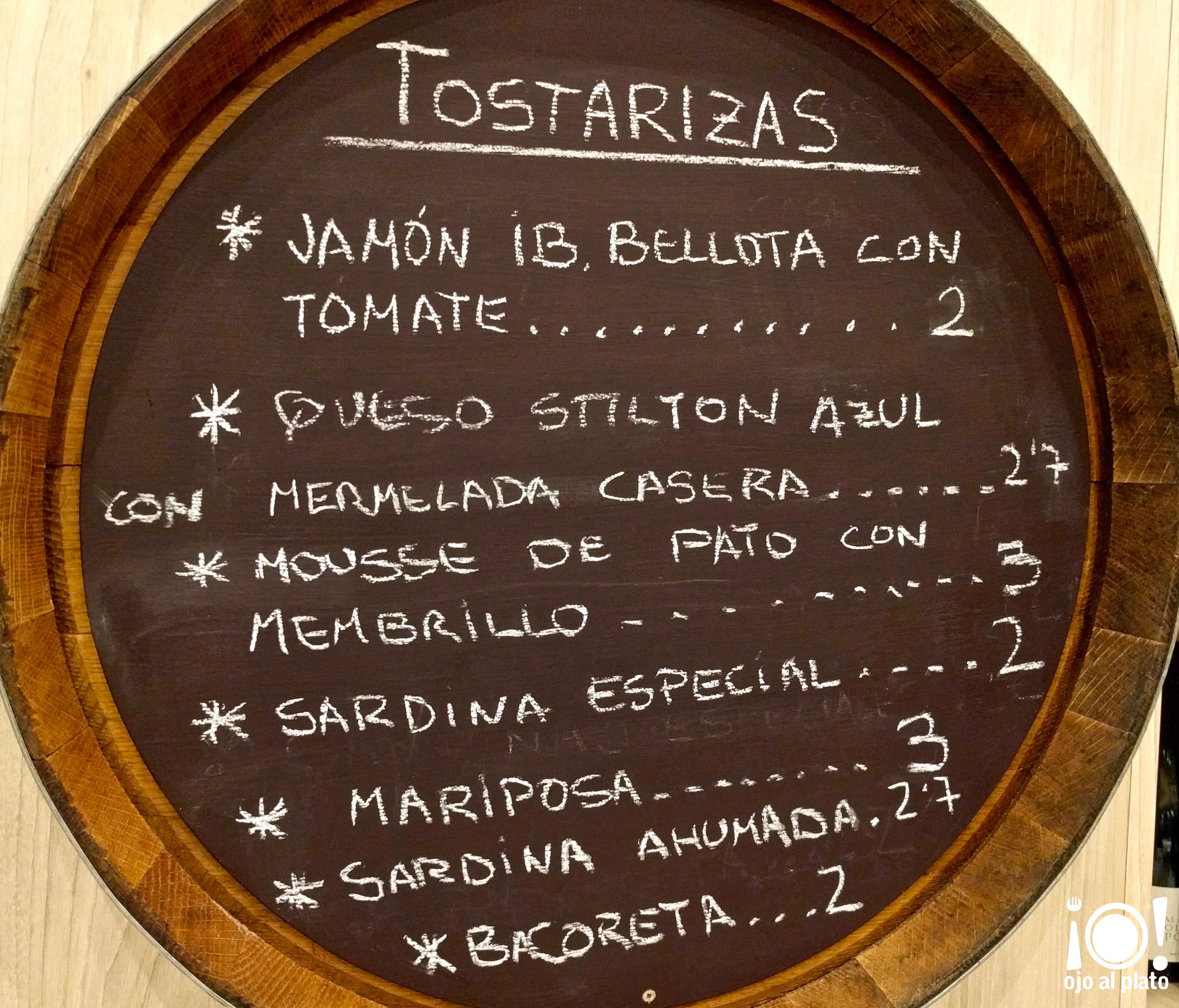 tostarizas albar