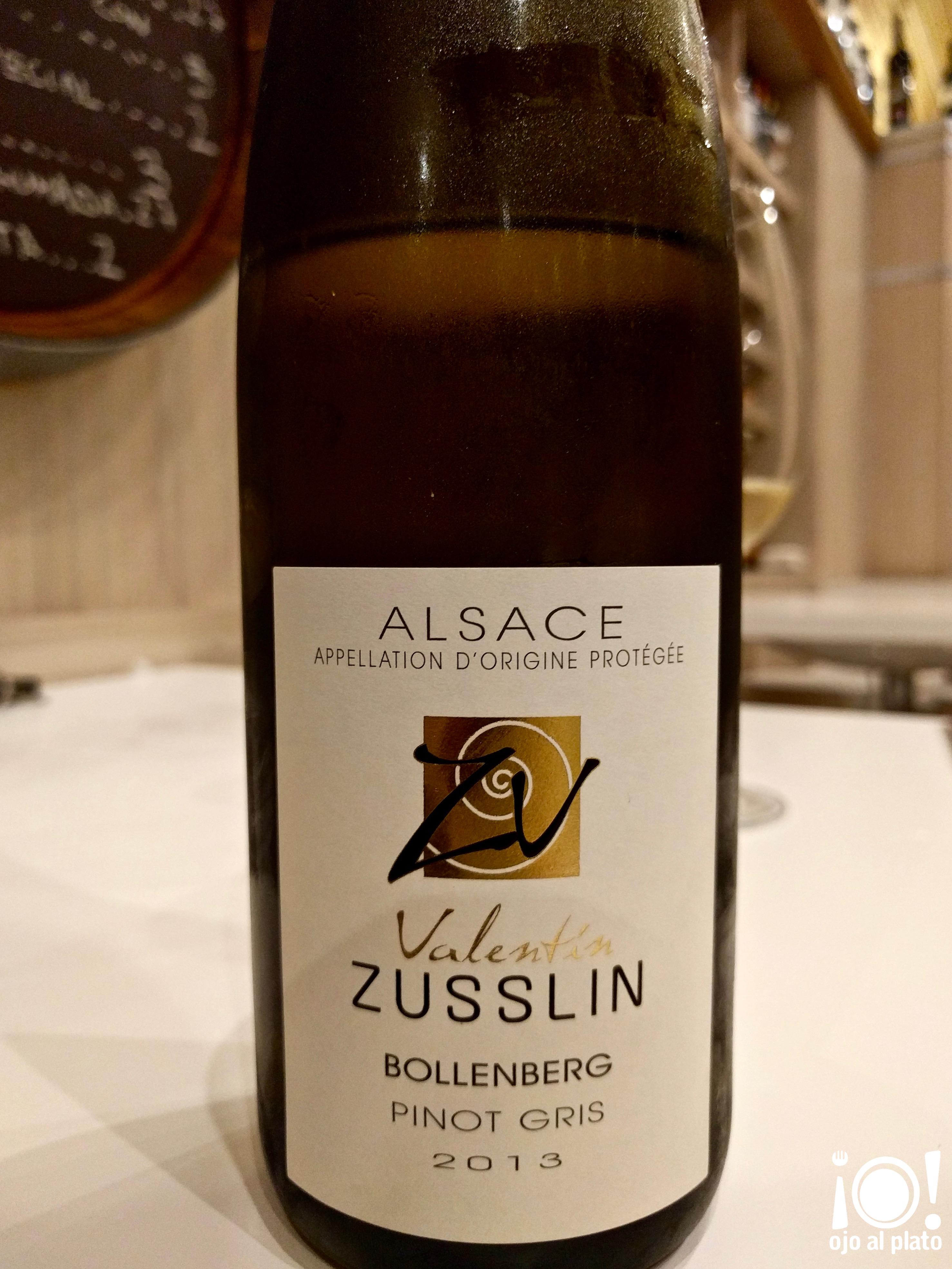 vino pinot gris albar