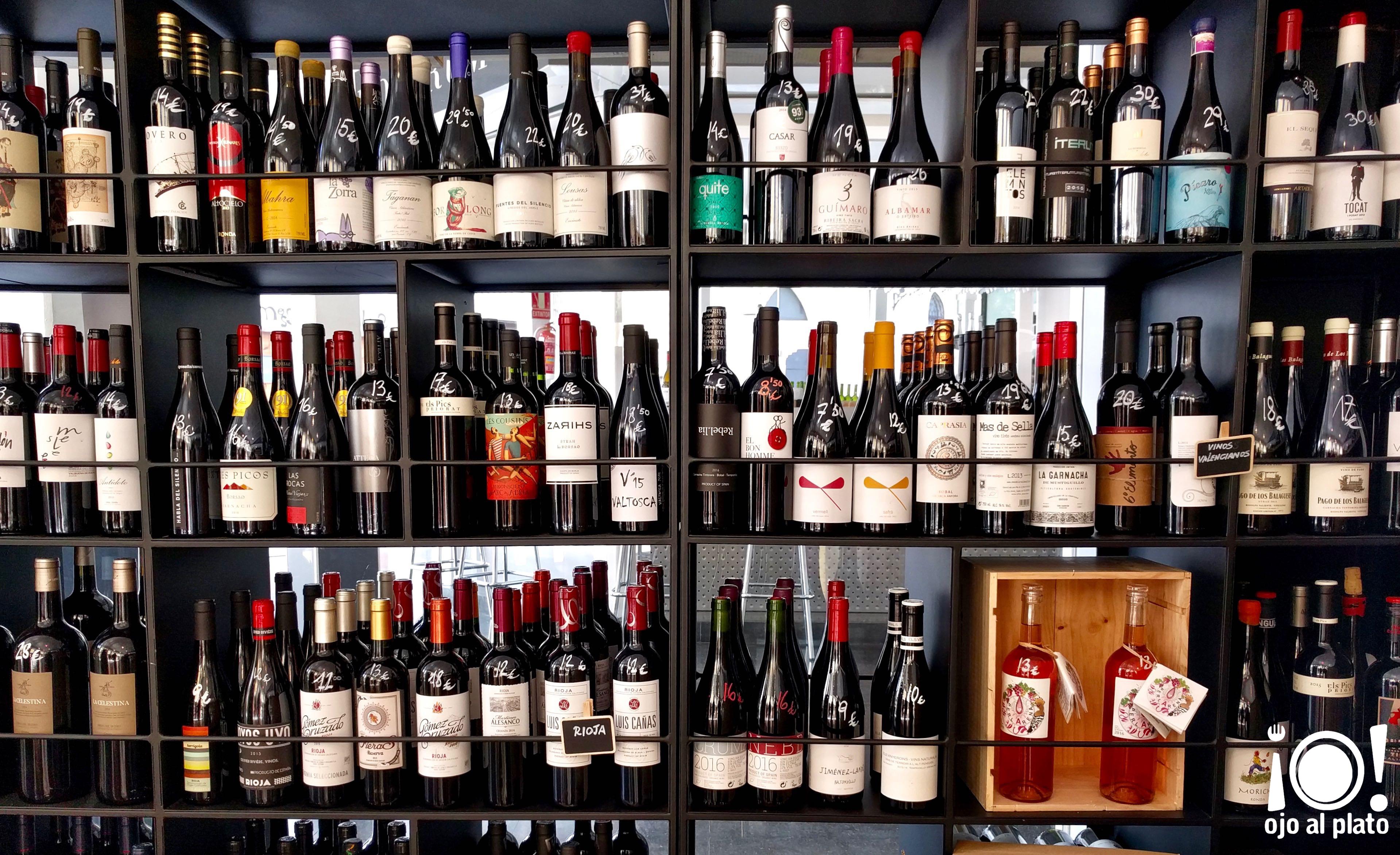 anaqueles vinostrum