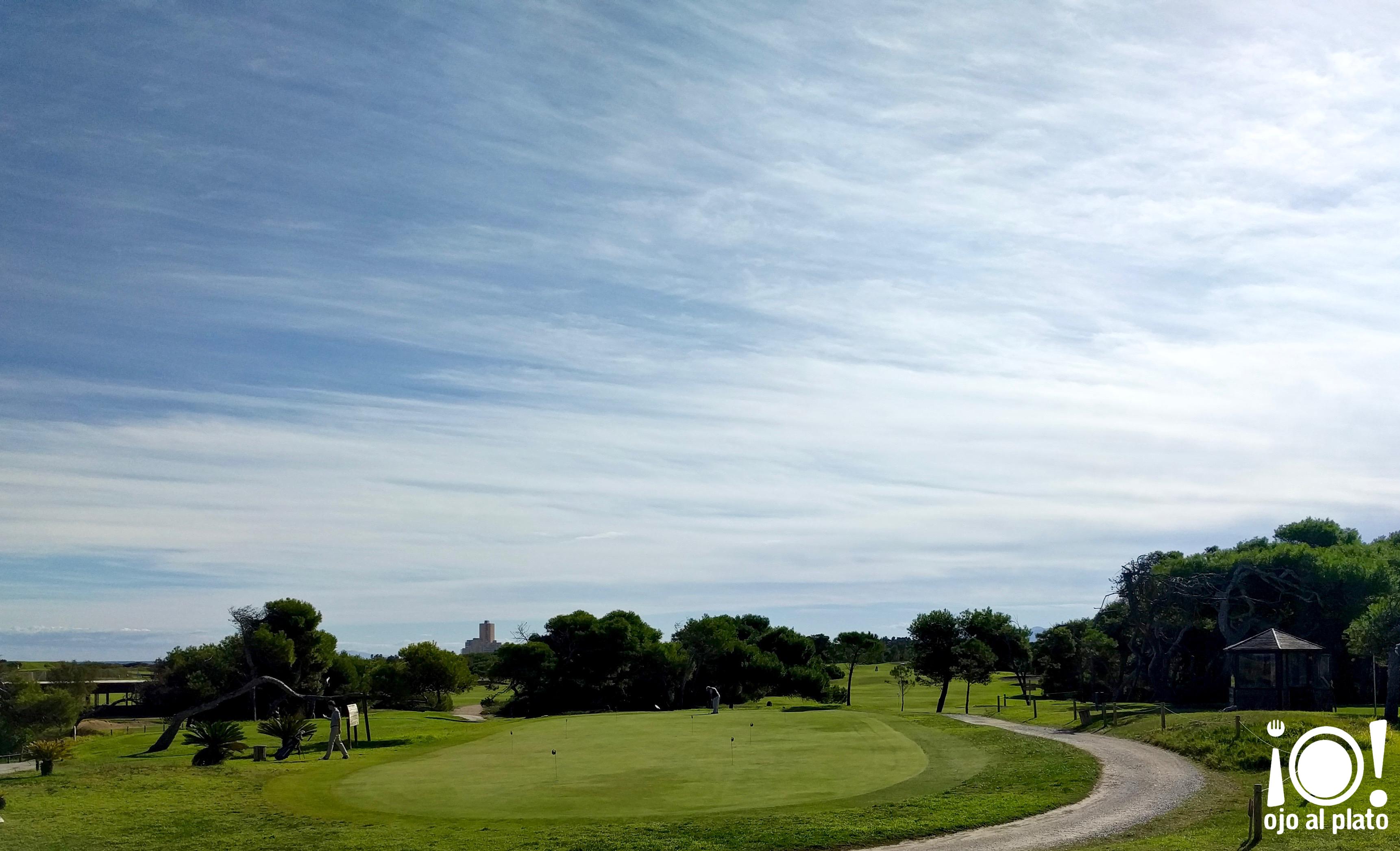 golf saler