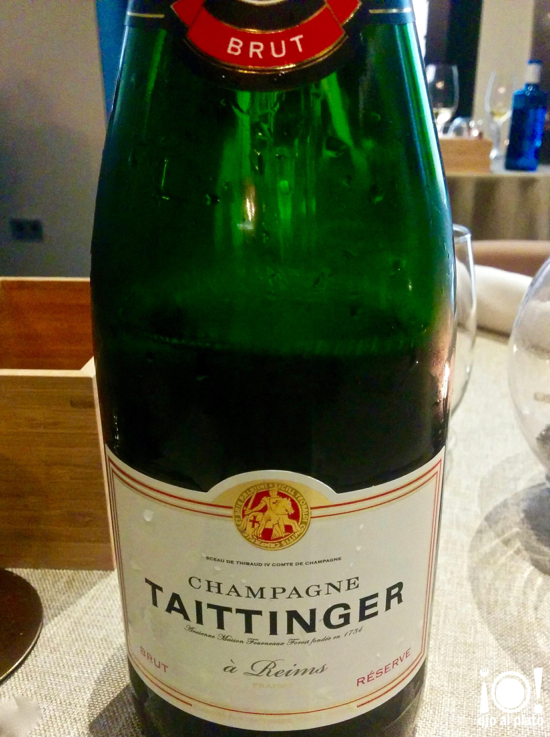 champagne karak