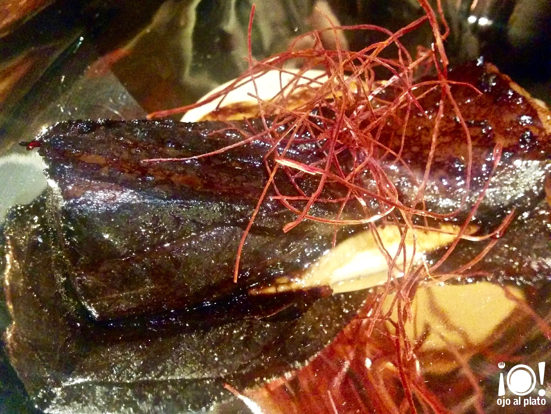 salmón karak