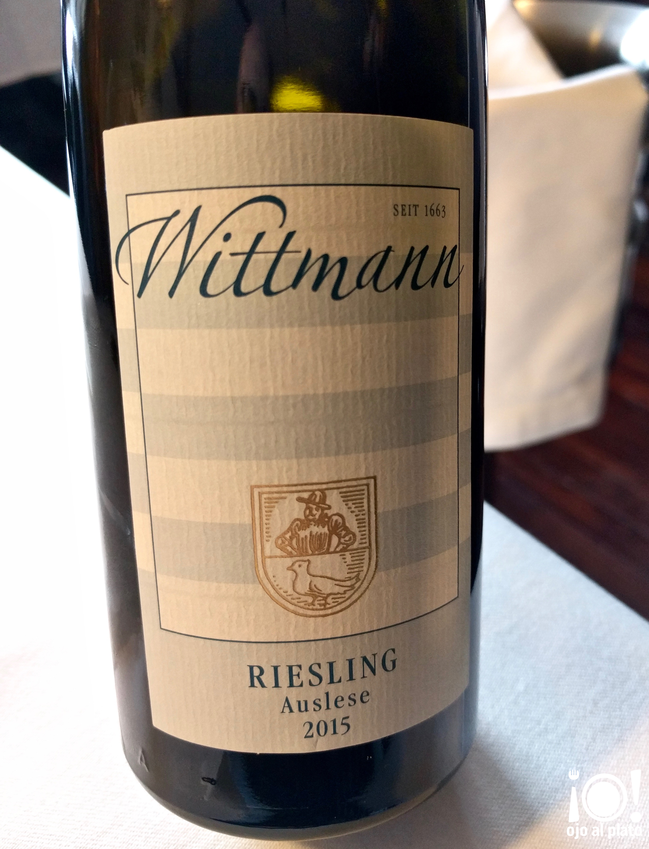 riesling odonnell