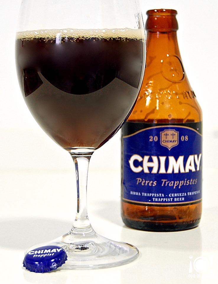 copa chimay azul