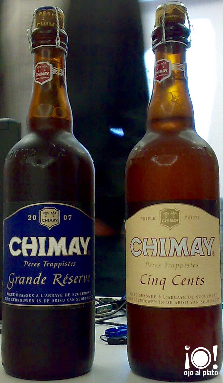 litros chimay