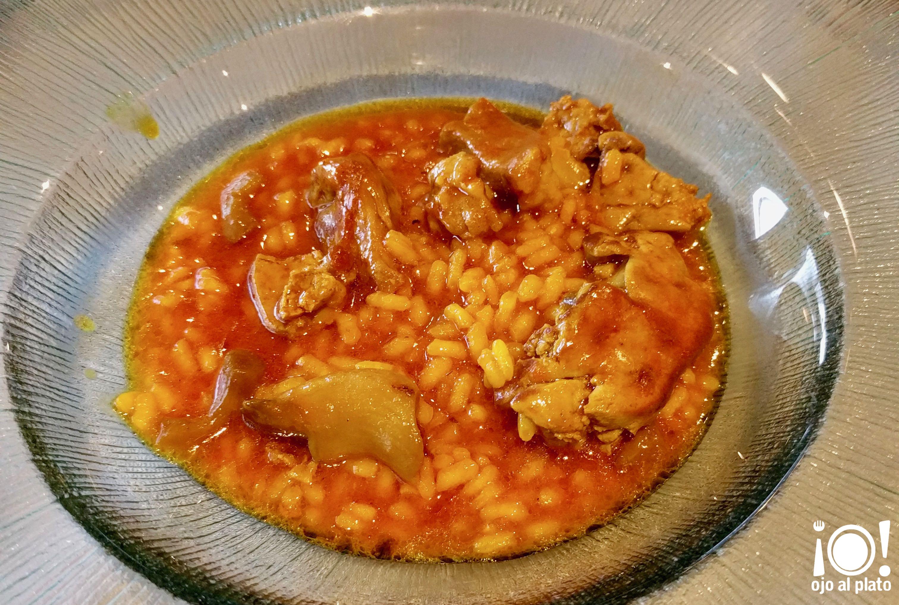 arroz foie Brassa