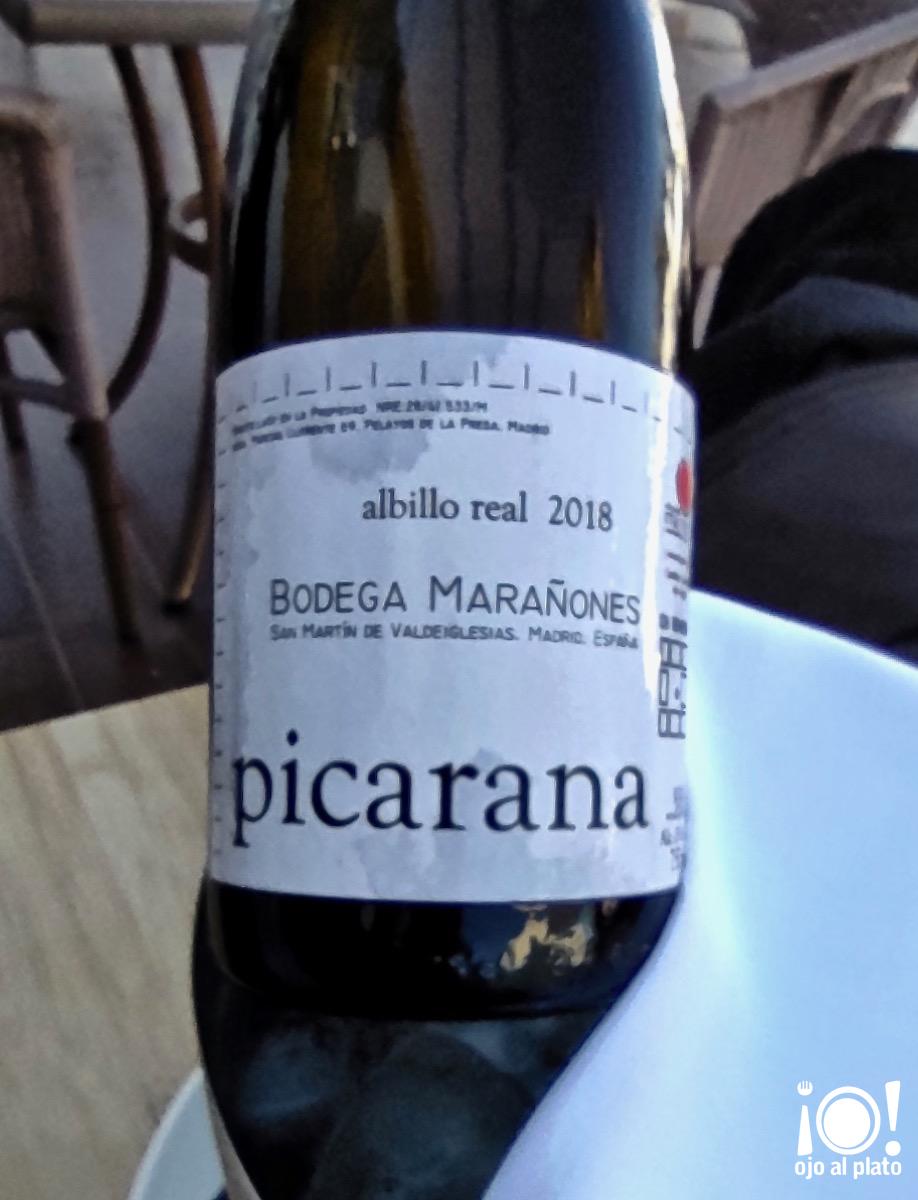 Picarana de Bodega Marañones