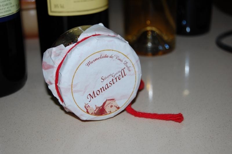 mermelada de monastrell