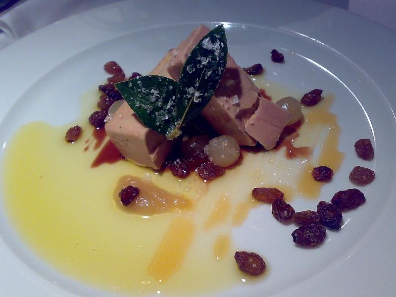 mi cuit de foie