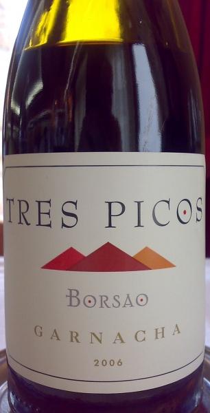 Borsao Tres Picos