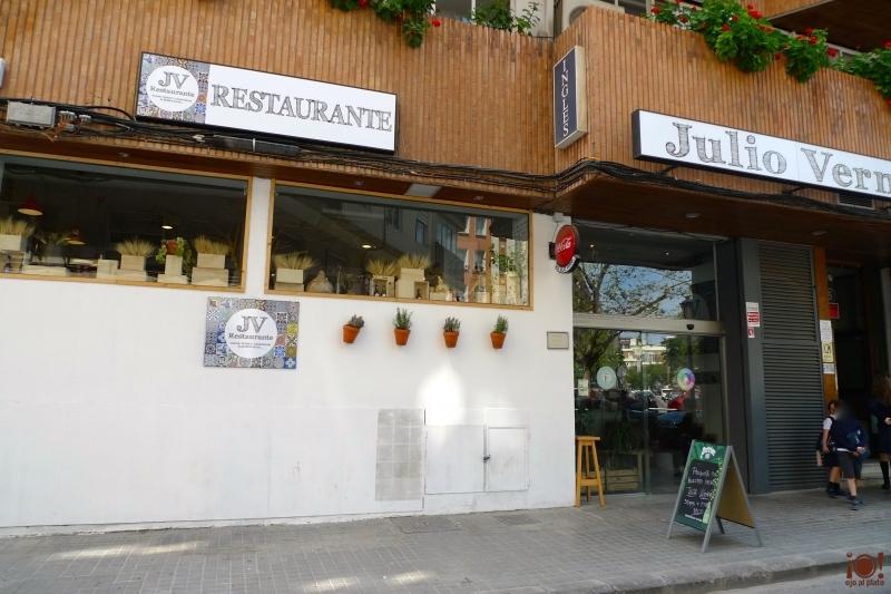 Ojoalplato - Restaurante julio verne ...