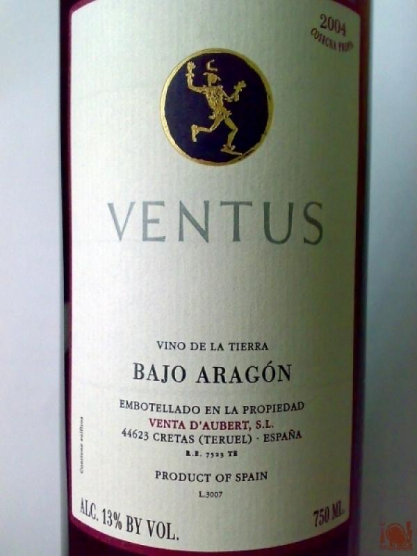 Ventus, Bajo Aragón