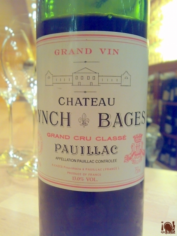 Lynch Bages 1996