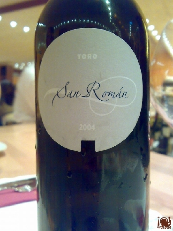 San Roman 2004 Toro