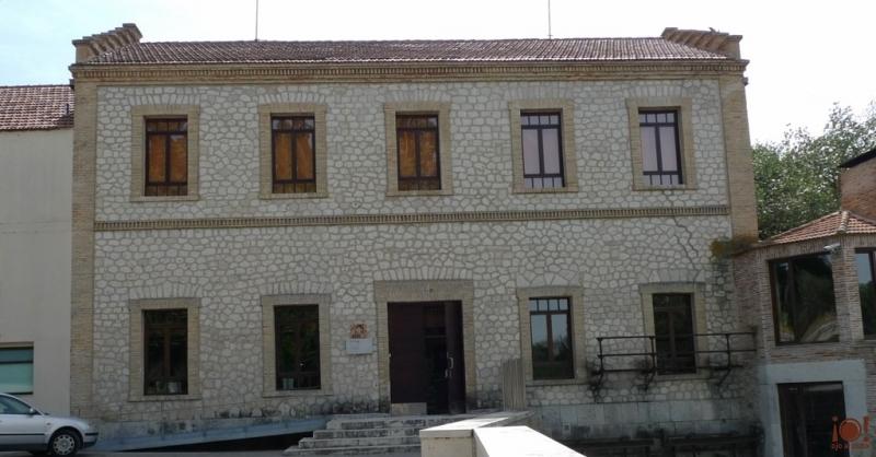 fachada del molino