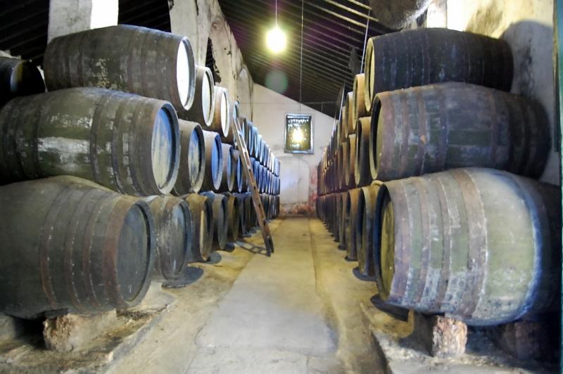 barricas centenarias