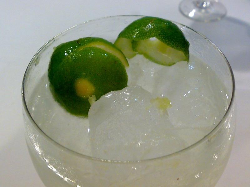 gin tónic