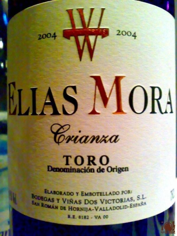 Elias Mora DO Toro