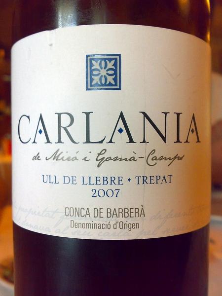 vino Carlania