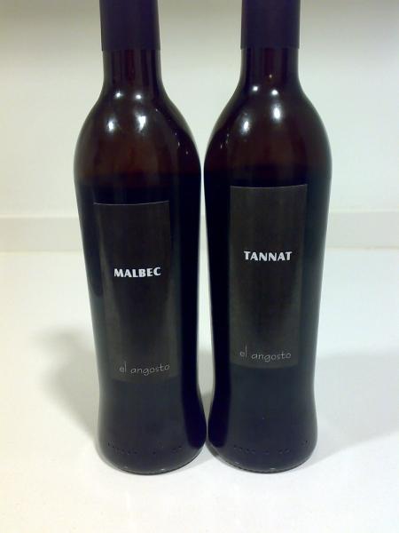 Tannat y Malbec