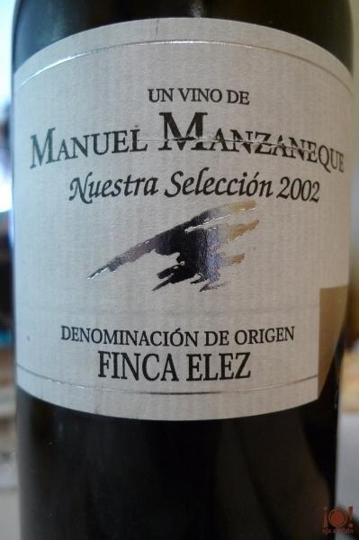 Finca Elez de Manuel Manzaneque