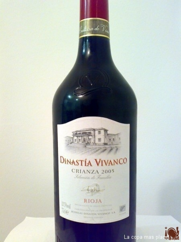 Dinatía Vivanco, Rioja